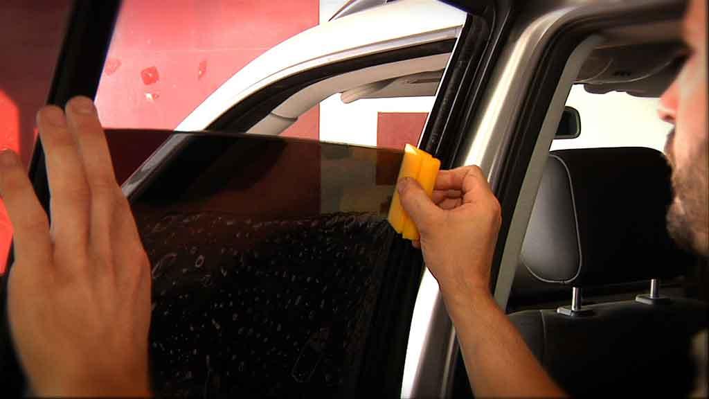 тонировка автомобиля стекла