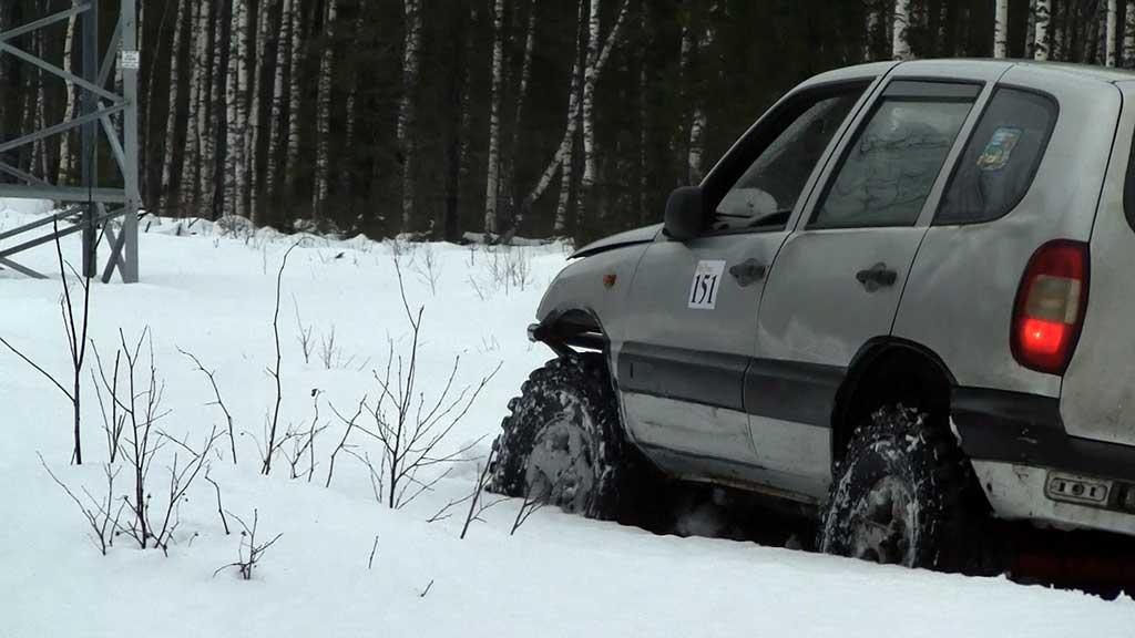 нива тюнинг для бездорожья и снега