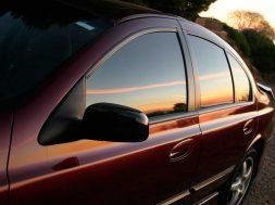 тонировка окон в машине