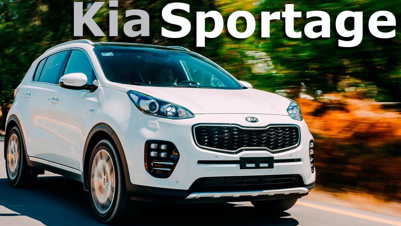 Обзор Kia Sportage 2017