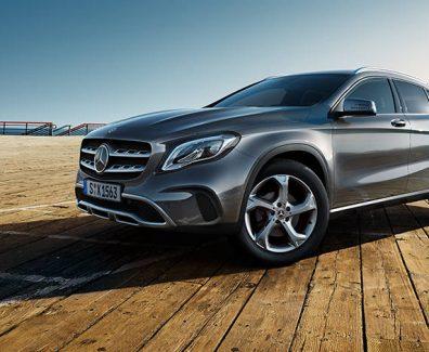 Качественные колеса в сборе для Mercedes GLA класса