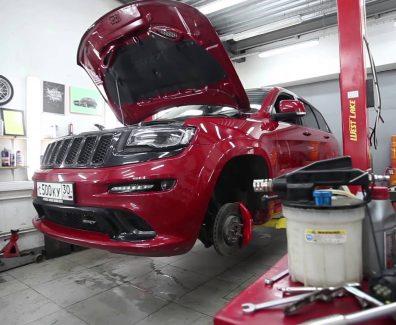 На чем основывается работа автомобильного сервиса?