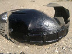 Виды и особенности автомобильных подкрылок
