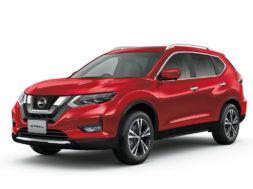 Nissan X-Trail – рестайл третьего поколения