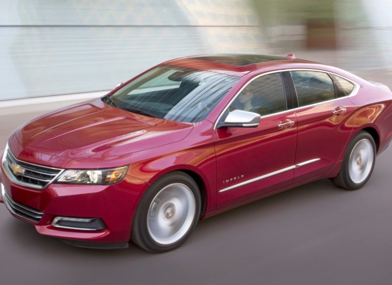 Обзор Chevrolet Impala