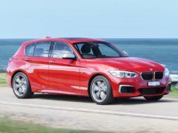 BMW 1 серии с двигателем S65 V8!